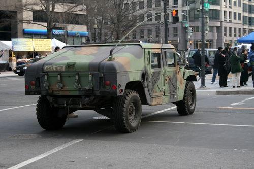 3 Military vehicle